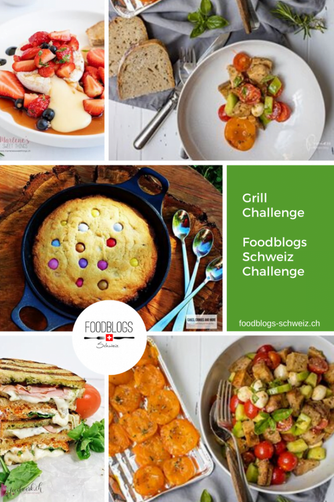 Food-Challenge Grill