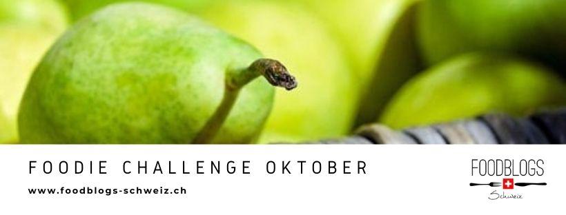 Foodblogs Schweiz Challenge