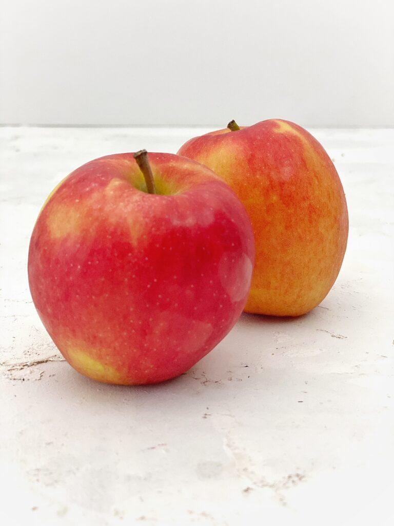 Äpfel für die Foodblogs Schweiz Challenge im März 2021